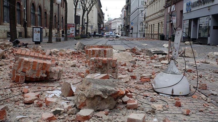 Prijelomno Snazan Potres Oko Petrinje Bjelovar Live
